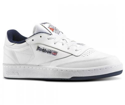 SCARPA REEBOK AR0457 CLUB C 85 WHITE/NAVY