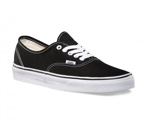 Scarpa sneakers VANS AUTHENTIC VN-0EE3BLK BLACK