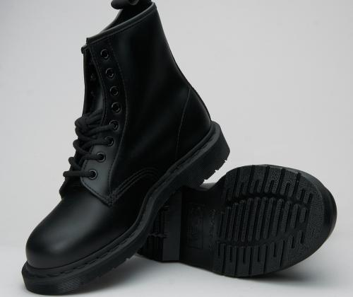 ANFIBIO DR.MARTENS 1460 MONO SMOOTH BLACK 14353001