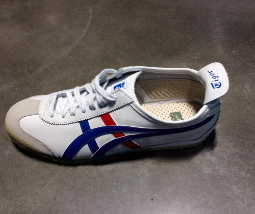 Sneakers Unisex TIGER MEXICO 66 DL408 0146 White/White